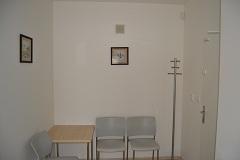 Laser centrum Brno – dermatologická ambulance čekárna
