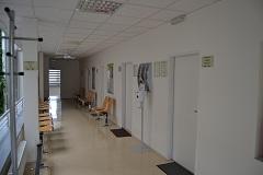 Budova MEDISPOL chodba 2.patro Laser centrum Brno – dermatologická ambulance