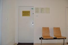 Budova MEDISPOL 2.patro Laser centrum Brno – dermatologická ambulance dveře č.230