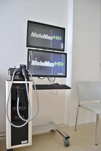 Počítačový dermatoskop MoleMax HD DERMA MEDICAL SYSTEMS